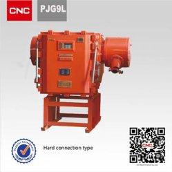 При совмещении по разминированию - взрывозащищенное устройство распределения вакуума (PJG9L-H)
