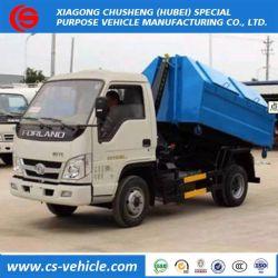 HOWO Forland/Gancho do Cilindro Hidráulico de Elevação do caminhão de lixo