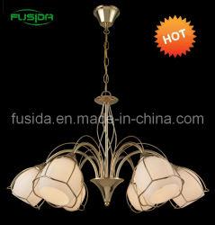 Lampe Eclairage Accueil lustre en verre fabriqués en Chine