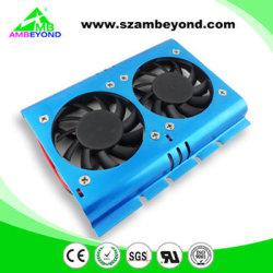 Qualität 2kit Cooling Fan Blue 3.5 Hard Disk Drive HDD Fan für PC