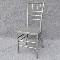 L'argent de la résine meubles Tiffany (YC-A60-01)