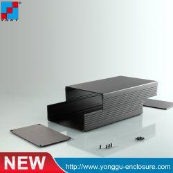 Ygs-016 127X75X180 mm (WxH-L) elektronischer Gehäuse-Aluminium-Aluminiumkasten