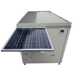Portátiles móviles de pescado fruta secador solar vegetal