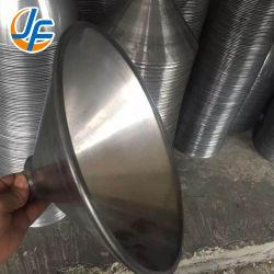 Metaal die de LEIDENE Lamp van de Reflector met de Delen van het Aluminium van de Schaduw spinnen