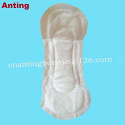 여자를 위한 숙녀 Airlaid 서류상 위생 패드 Panty 처분할 수 있는 강선