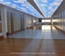 HDF Fácil instalación OEM de grano de madera laminada diseño del fabricante de piso de 7mm 8mm 12.3mm piso laminado