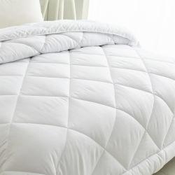 プロの注文のサイズの柔らかいマイクロファイバーの寝具はダイヤモンド形とキルトになる