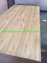 Fabrication de placages Fancy commercial pour les meubles de contreplaqué d'Eucalyptus Plaque de contreplaqué marine
