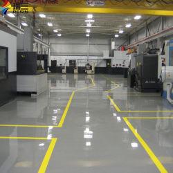 Buena resistencia a la corrosión química planta de recubrimientos de pintura epoxi