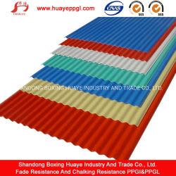 PPGI Farben-überzogener Stahl für Dach oder gewölbtes Stahlblech