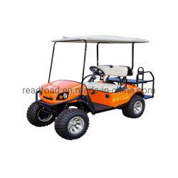 6 plazas de carros de golf clásico eléctrico de alta calidad turísticas personalizable de carros de golf Golf Cart