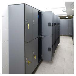 Saco de Golfe Fumeihua seis portas de armários de armazenamento Witrh Key Card