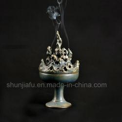 Tipo único hornilla del trípode de incienso de cerámica