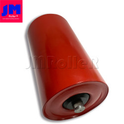 Tuyau en acier prix d'usine creux du rouleau du tendeur du convoyeur transporter