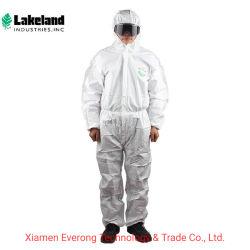 Lakeland-Overall-schützende Klage-chirurgisches Kleid mit Cer FDA Bescheinigungen