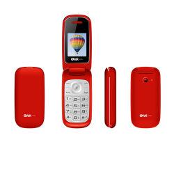 OEM GSM van de Kaart SIM van 1.77 Duim de Dubbele 2g Cellulaire Telefoon van de Tik