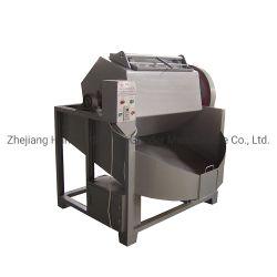 Tambor de inclinación automática máquina de pulido pulido