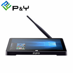 Pipo X12 avec Bt 4.2 4G 64 G Windows x10 pour Android TV Box