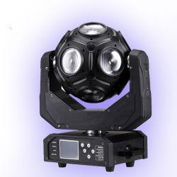 12*15W LEDの魔法のフットボールのナイトクラブのビーム移動ヘッドライト