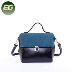 L'Ouest nouveau mode de sac à main Sac à bandoulière de couleur de contraste de PU SH777