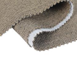 Muebles Ropa de poliéster tejido Sofá Home Material Textil