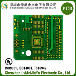 L'immersion multi-couches or carte PCB FR4