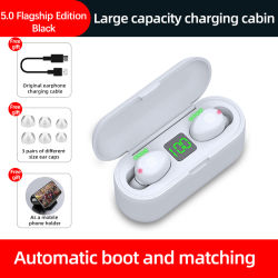 Grosse Kapazität F9 des Absinken-Verschiffen-2000mAh für Handy-Kopfhörer
