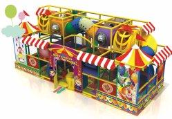 El payaso interior Plaground de entretenimiento para niños