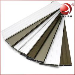 Алюминиевые накладки пластины алюминиевый профиль для экструзии пластины