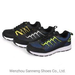 Ce s1p Sports Chaussures de sécurité des hommes/femmes/Kpu Lady chaussures de travail supérieur avec composite et le Kevlar Lightweight EVA Meilleures normes de qualité d'amorçage cimenté Sn5901