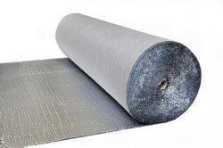 建物の熱絶縁体のための防水アルミホイルに屋根を付けること