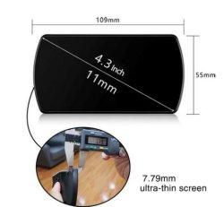 4.3 '' Geschwindigkeitsmesser-Auto Hud GPS Satelitte-Geschwindigkeits-Digital-Messinstrument-Kopf-hohe Bildschirmanzeige