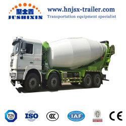 HOWO 6X4のコンクリートミキサー車のトラックの具体的な混合のトラック