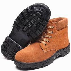 S3 MID-Cut действий гладкой ремонт обувь для работников