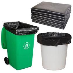 Custom 100% virgem LLDPE/HDPE sacos de lixo de plástico coloridas sacos de lixo