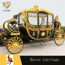 Het romantische en Klassieke Vervoer van het Paard van de Pompoen van het Huwelijk voor Verkoop