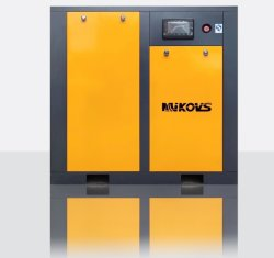 5000 PSI Silencieux haute pression de turbo compresseur à piston alternatif lubrifié double stade de la vis du compresseur à air du compresseur pneumatique en deux étapes