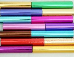 12 ميكرون ألوان معدنيّة حارّ [ستمب فويل] لأنّ بلاستيك [بّ] [بفك] [أبس]