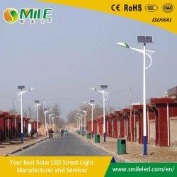 新製品IP67 Bridgelux COB50W LEDの太陽街路照明