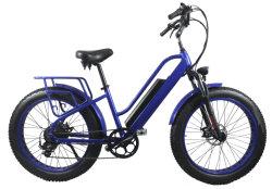 Bicicletas de montanha de alta potência com 500W 26polegadas Ebike gordura, elevadores e aluguer de bicicletas, Sensor de Torque do Assistente de pedal eléctrico Emtb