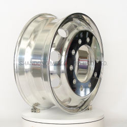 22,5 X8.25 супер качества поддельных легкосплавные колесные диски или диски или для погрузчика