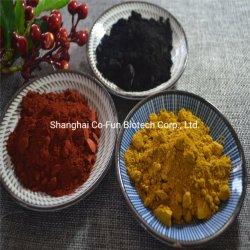 메이크업 핫 셀링에 사용되는 적색/흑색/황색 산화철
