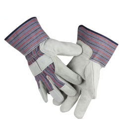Короткое замыкание в пункте кожаные сварочных работ рабочие перчатки
