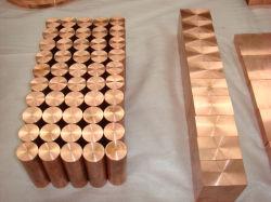 C17200 Cube2棒のベリリウムの銅