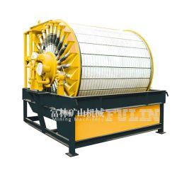 Venta caliente de vacío de equipos de minería de filtro de tambor giratorio con un bajo precio