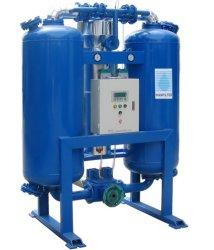 De directe Gedreven Compressor van de Lucht van de Schroef met Industrieel Ontvochtigingstoestel verwarmde Droger van de Lucht van de Luchtkoeling van de Samengeperste Lucht van de Zuivering de Dehydrerende Drogere Professionele Gekoelde