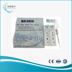 Ce marqué une étape de maladies infectieuses Le paludisme/hcv/Aghbs/HP/Test rapide du VIH/Syphilis kit cassette de périphérique de bande