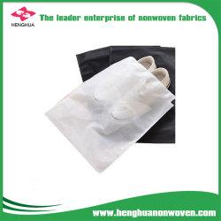 Paño biodegradables para zapata desechables Paquete Bolsa Nonwoven Fabric