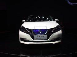 Coche eléctrico Nissan Sylphy EV Electromobile automóvil eléctrico Vehículo Eléctrico Sylphy sedán eléctrico EV Home coches fabricados en China