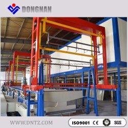 金属のための粉のコーティングのコンベヤ・システム